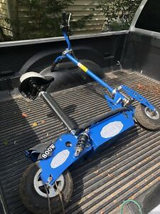 E scooter needs a little tlc $50