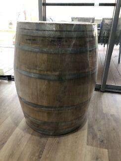 French oak whiskey barrel 225L