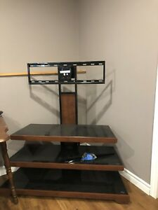 "TV Stand (up to 50"") - $100 obo"