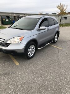 2008 Honda CR-V in amazing shape and low km.