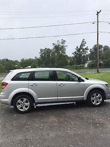2014 Dodge Journey  with extended warranty