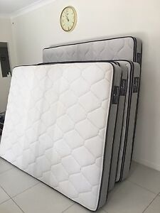 Full size 1 King and 3 Queen Mattress  available for quick sale Durack Brisbane South West Preview