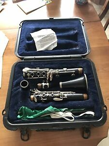 SELMER CL300 student Clarinette USA made perfect cork