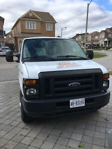 2015 Ford E-250 Super duty Cargo Van for sale