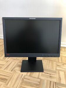 """Lenovo 19"""" Widescreen LCD Computer Monitor"""