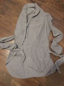 Lululemon Fossil Cardi Wrap Sweater!