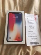 Brand new sealed iPhone x 256 GB space grey  Broadbeach Gold Coast City Preview