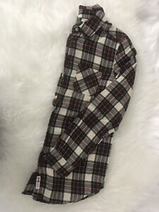 Roots W's Flannel | Size XS