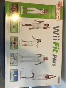 Wii Fit Plus - Complete System