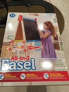 All-in-1 Wooden Easel