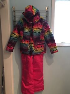 XMTN Girls Winter jacket and snow pants combo, size 10
