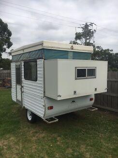 9ft Pop Top Caravan