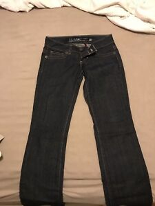 Guess Jeans for sale, hardly worn $65.00 a pair size 27/32