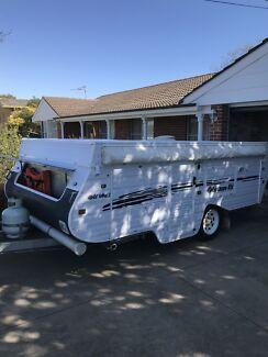Pop top caravan Raglan Bathurst City Preview