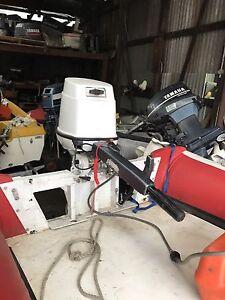 50hp Yamaha infanta thunder cat Blakehurst Kogarah Area Preview