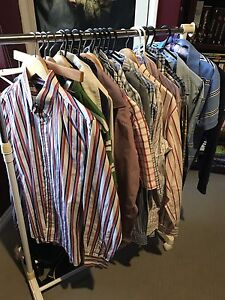 Tommy Hilfiger/Nautica/Flinders and Lane Men's Shirts Karrinyup Stirling Area Preview