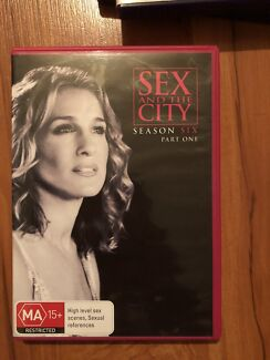 Sex and the city season six part one