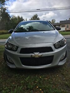 2014 Chevy Sonic RS