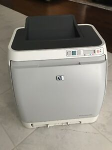 HP Laserjet 2600n network Colour Laser Printer