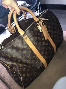 b9869215ebaf Louis Vuitton Keepall Duffle Bag 50