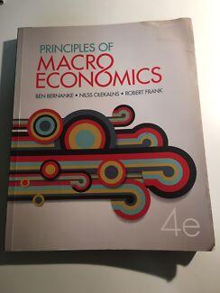 Principles of macroeconomics bernanke textbooks gumtree principles of macroeconomics 4th ed bernanke olekains and frank fandeluxe Image collections