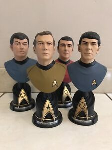 STAR TREK SIDESHOW COLLECTIBLES BUSTS STATUE FIGURES