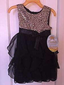 Cinderella dress. Size 3. New