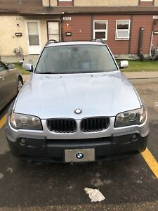 2005 BMW X3 ONLY 5750$$$ OBO