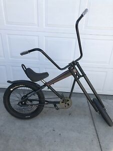 REDUCED!!! For Sale / Trade... Custom Built Chopper Pedal Bike