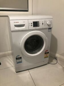 Bosch Front Loader Washing Machine