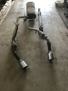 Stock Ram Dual Exhaust