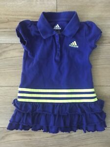 3T Adidas Girls Tennis Dress