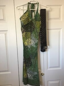 Dresses, various prices