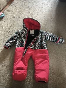 ROXY Baby Rose Snow Suit  Dots Spots