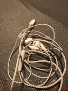 Apple wired ear buds