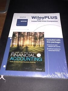 (BRAND NEW BOOK) Intro to Financial accounting ACCT1000