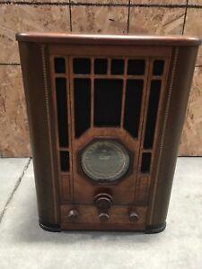 Radio Recepteur DeForest Crosley (Vintage)