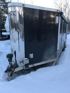 2009 atc. All aluminum trailer