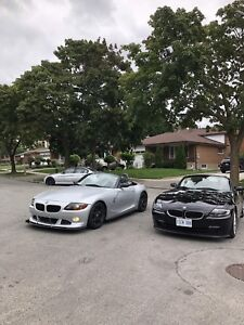 BMW Z4 2004 3.0 Roadster Forsale/Trade!