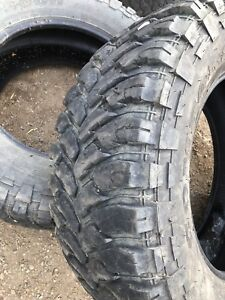 37/12.5R20 tires