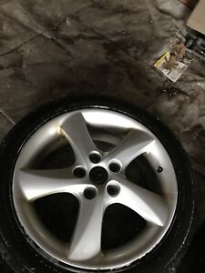 Mags Mazda 6 16pouces