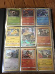 Pokemon card collection for sale