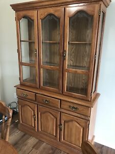 Hutch and Buffet for sale