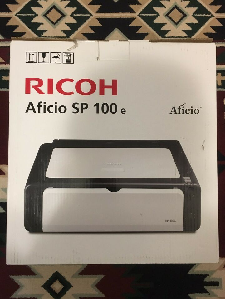 Ricoh SP 100 laser printer
