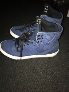 bbda74a4f2 Supra shoes size 9 used condition | Men's Shoes | Gumtree Australia ...