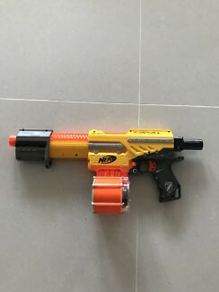 Wanted: NERF Alpha Trooper CS-18 with drum magazine