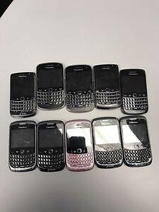 10 Blackberrys