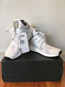 Adidas NMD XR1 Duck Camo in White Rhodes Canada Bay Area Preview