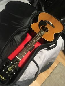 Vintage Ariana A-692 Guitar  With a Case