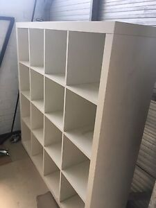Ikea Expedit shelves - white Woollahra Eastern Suburbs Preview